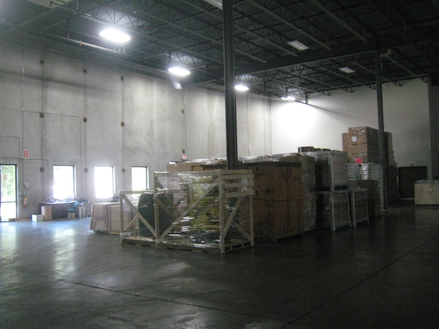 Traffic Management Warehouse