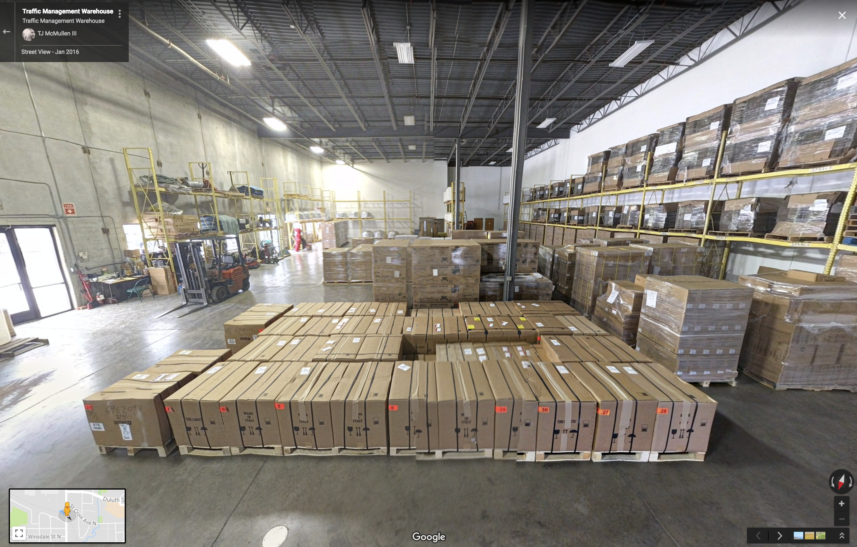 warehouse space available minneapolis  st  paul